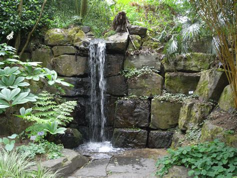 waterfall in backyard file waterfall in rosemoor garden 23119 jpg wikimedia commons
