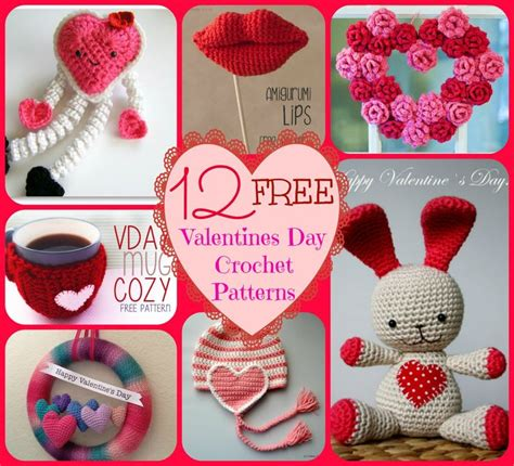 valentines crochet 1353 best crochet hearts images on build your