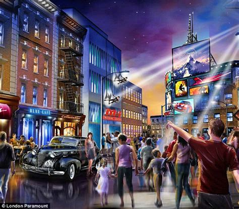 theme park kent paramount bbc theme park deal could bring doctor who and top gear