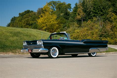 1959 Ford Fairlane by 1959 Ford Fairlane Fast Classic Cars