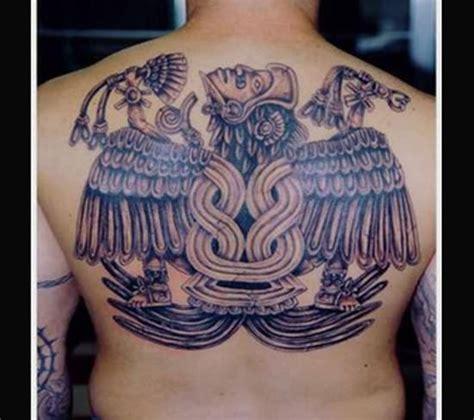 aztec tattoos for men aztec design for