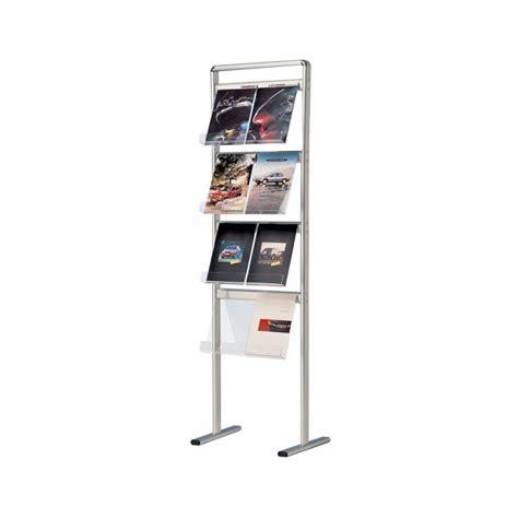 Display Floor by Floor Standing Leaflet And Brochure Holder Display