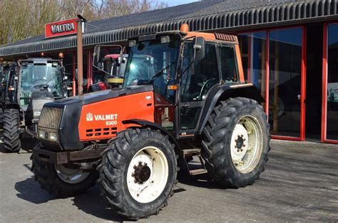 Valmet Tractors For Sale Used Valmet 6300 Tractors Year 1992 For Sale Mascus Usa