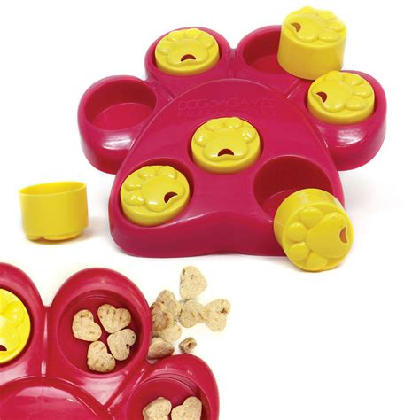 puzzle toys for dogs paw hide puzzle petsolutions