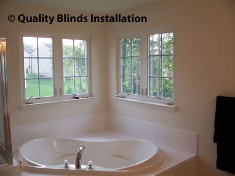 Quality Blinds Quality Blinds Installation Opaque Before And After