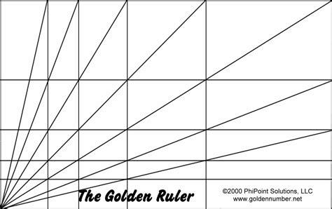 golden section grid golden ratio do it yourself projects