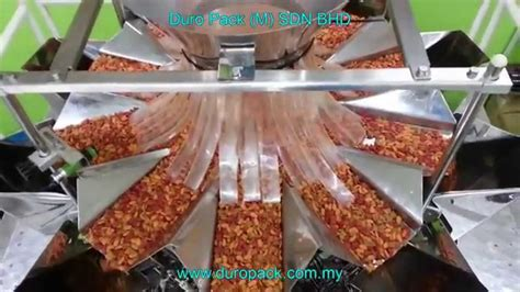 Dry Pet Food Automatic Weighing & Packing Machine   YouTube