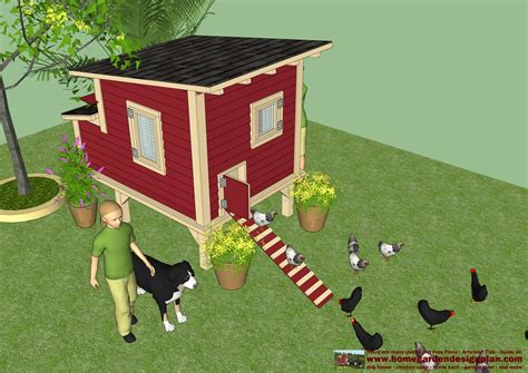 Small Chicken Coop Chicken Coop Small Plans Chicken House Blueprints Free