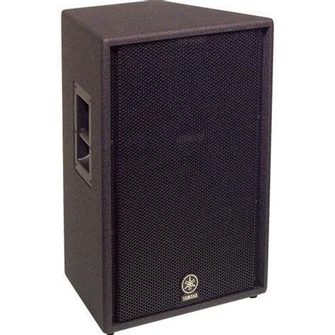 Speaker Yamaha 15 Inch 15 inch yamaha passive speakers