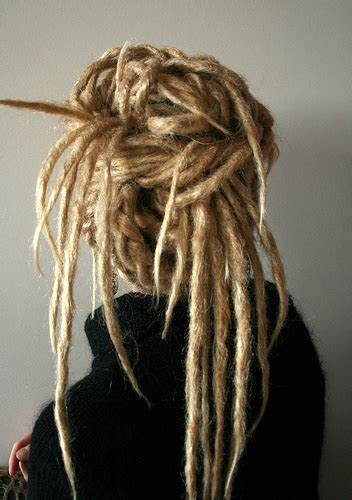 Wedding Hair Accessories For Dreadlocks by Dreadlocks Wedding Hairstyles For Length Hair Punks