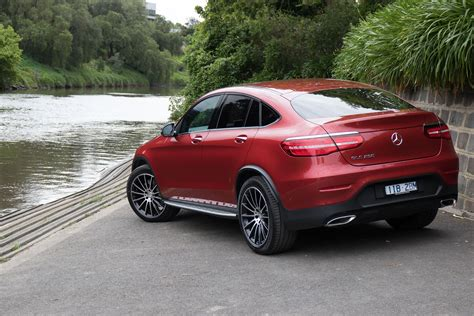 2017 mercedes glc coupe review caradvice