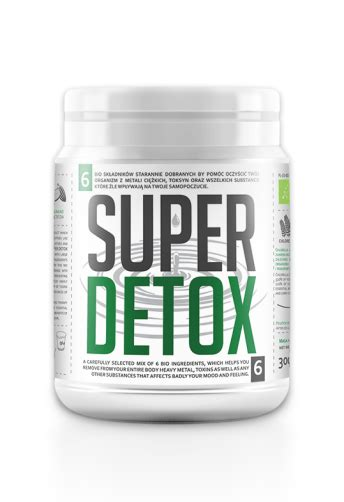 Detox Mixture by Bio Detox Mix Vitalline E Shop Superfood Mix