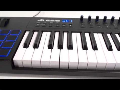 alesis vi61 keyboard and beatbox performance alesis vi61 usb midi keyboard controller