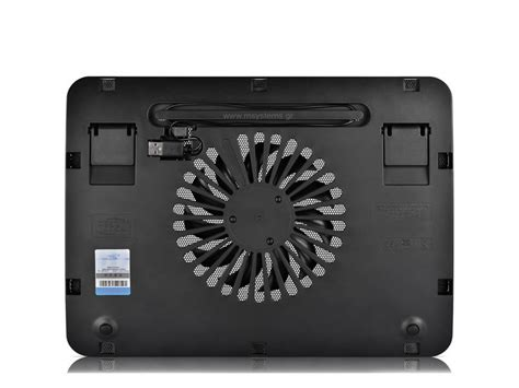 Deepcool Wind Pal Mini Notebook Cooling Pad Original deepcool notebook cooling pad wind pal mini black dp pal