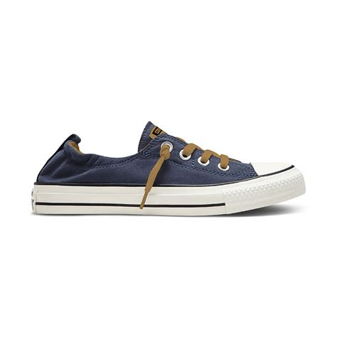 Converse Slop Navy chuck all shoreline peached canvas slip in