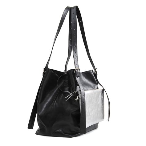 Maison Martin Margiela Bags by Mm6 By Maison Martin Margiela Sailor Tote Bag In Black Lyst