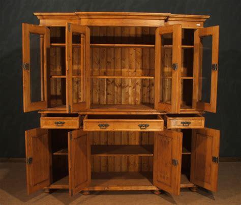 bibliothek massivholz wos 01 s b 252 cherschrank bibliothek landhausstil weichholz