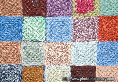 define knitted color knitting photo picture definition at photo