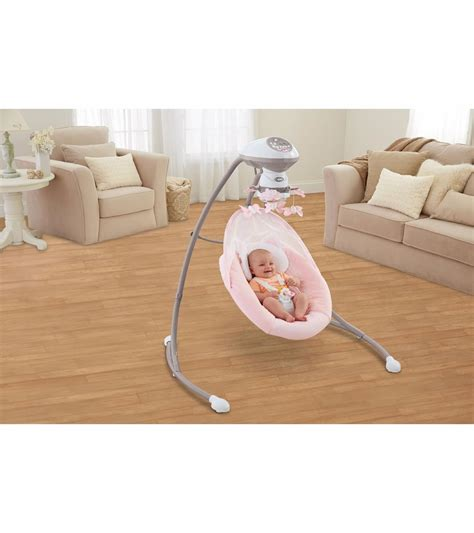 fisher price cradle swing my little snug a bunny fisher price my little snugakitty cradle n swing