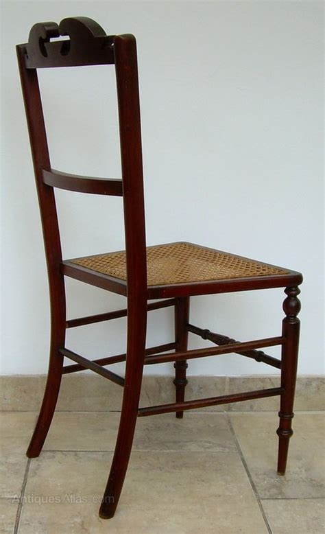an edwardian bedroom or side chair antiques atlas