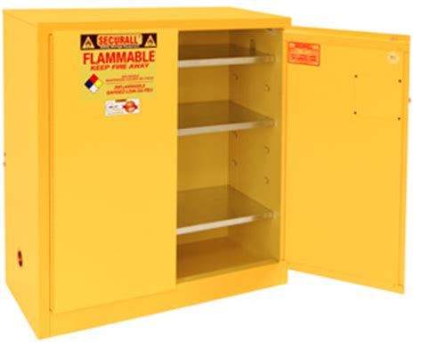 Paint Storage Cabinet by Securall P140 Plastictanksuperstore