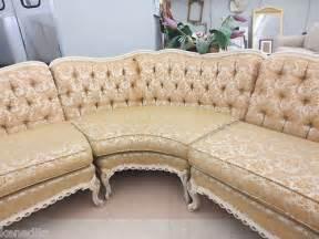 gorgeous sectional louis vxii sofa