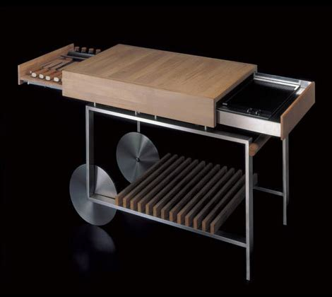 compact kitchen island movable kitchen island with compact barbeque from gunni