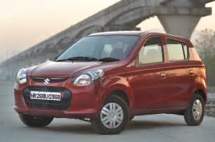 Suzuki Alto 800 Price Maruti Alto 800 Review Test Drive Autocar India