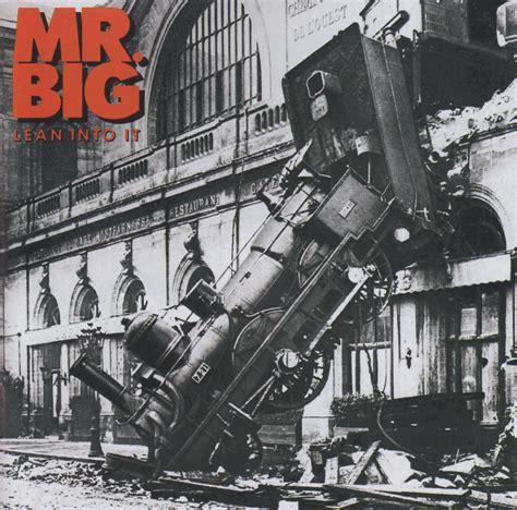 Cd Mr Big Hey Imported mr big lean into it shm cd hafizdhulhaq