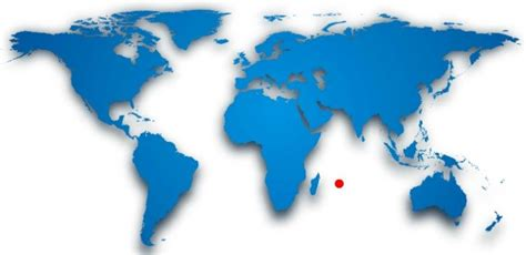 mauritius on the world map where is mauritius location map of the island