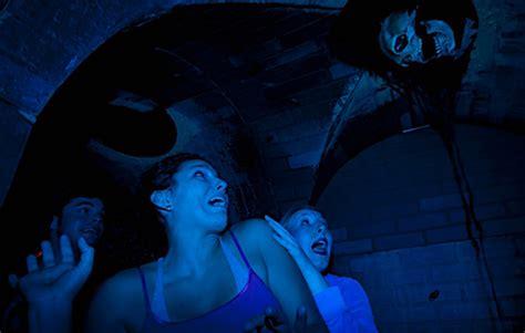 Busch Gardens Summer Pass - catacombs howl o scream busch gardens williamsburg
