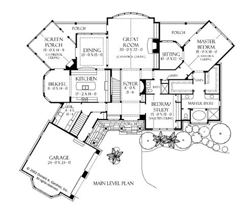 craftsman plans american craftsman bungalow house plans