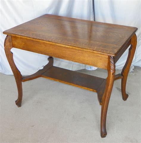 bargain s antiques 187 archive oak library table
