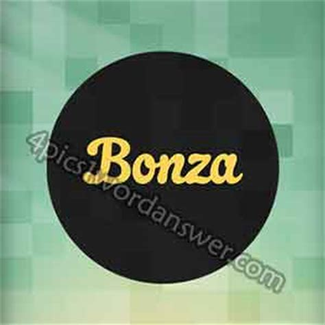 Catok Putar Hevy Duty 6inci bonza word puzzle pack 4 answers 4 pics 1 word