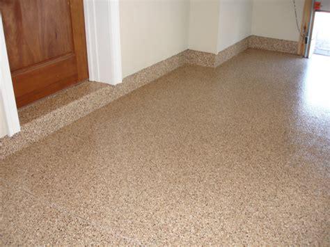 floor garage flooraint epoxy color chips rustoleum