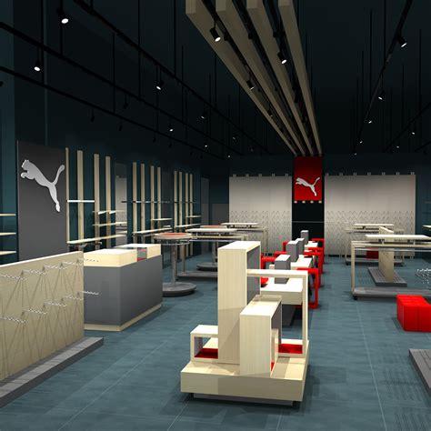 Home Interiors Catalog Project Of Quot Puma Quot Brand Shop Dariy Art