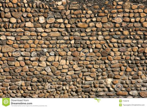 Mur En Cailloux by Mur De Caillou Photo Stock Image Du Architecture