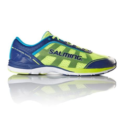 Ardiles Marendaz Navy Yellow Running Shoes buy salming distance 3 mens running shoes navy safety yellow sportitude