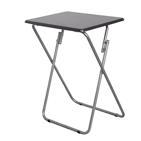 above edge folding tv snack tray table above edge folding tv snack tray table metallic