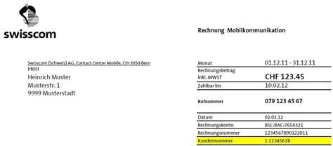 Rechnung Schweiz Stellen telefonbucheintrag 228 ndern verwalten swisscom hilfe