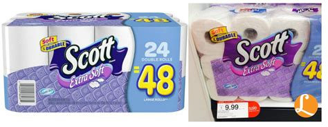 scott bathroom tissue coupon scott bath tissue coupon 0 24 per roll at targetliving