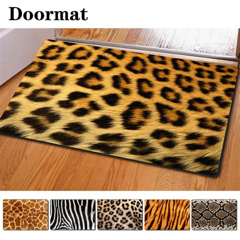 Leopard Kitchen Rug Popular Leopard Kitchen Rug Buy Cheap Leopard Kitchen Rug Lots From China Leopard Kitchen Rug