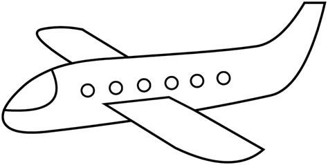 coloring pages airplane coloring pages getcoloringpages