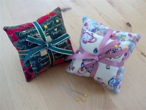 things to make and do an easy pin cushion