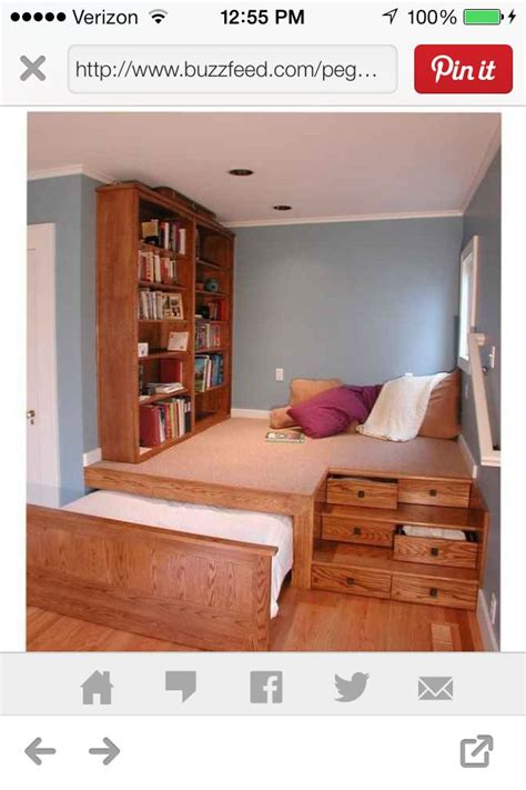 split level bedroom for the home