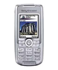 Keypad Sony Ericsson T100 T105 wombat blues october 2006