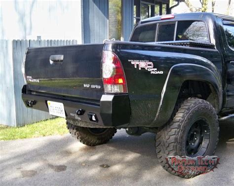 toyota rear bumper 25 best ideas about toyota tacoma bumper on