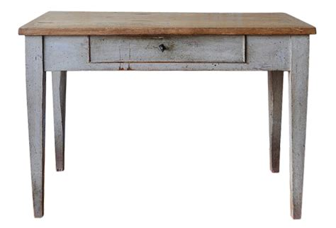 antique painted writing desk omero home