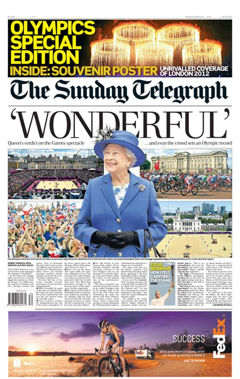 The Sunday Telegraph 2 by The Sunday Telegraph Readership Circulation Rate Card