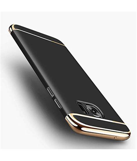 Samsung Galaxy J5 Bumper Armor Silikon Casing Mewah samsung galaxy c9 pro plain cases fashion black